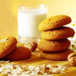 Рецепт классического овсяного печенья по ГОСТу